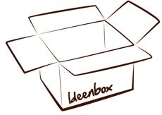 Anmeldung zur Ideenbox per eMail